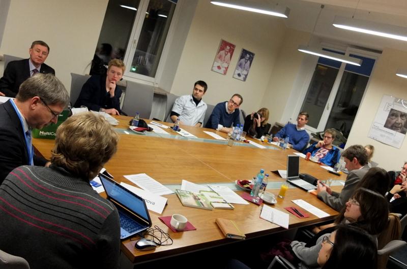 В Варшаве состоялась презентация  исследования РНЭИ «Устойчивое развитие в России»