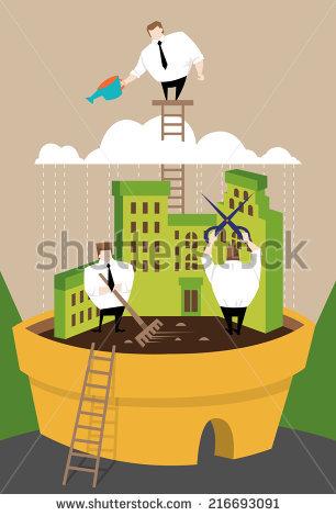 Статья Ангелины Давыдовой «Как построить город-сад» об опыте устойчивого городского планирования в Европе
